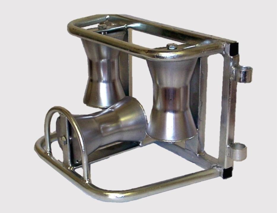CABLE-PULLER Roller Triple Corner