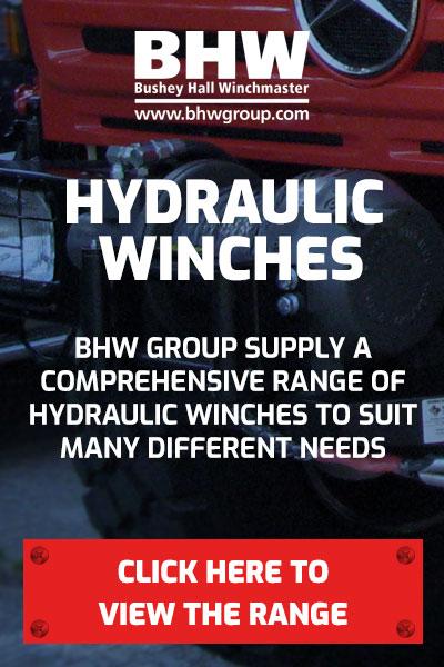 Hydraulic Winches