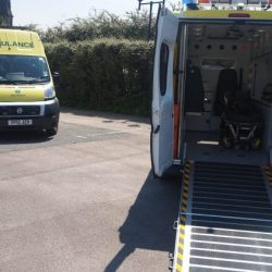 Winches and hoists for Medical and Patient Transport