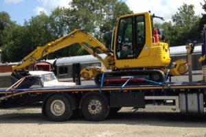 Winches and hoists for Plant Hire